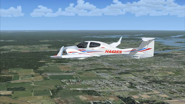 Steve Waite: Eaglesoft DA42